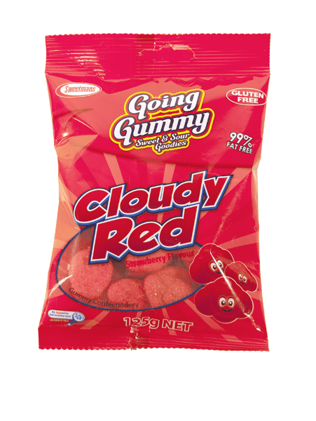 Cloudy-Red