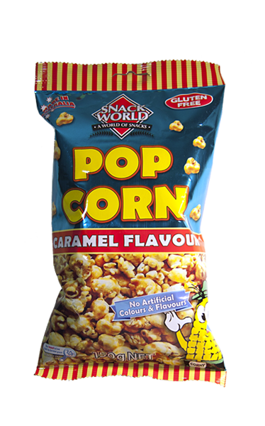 Pop-corn-caramel