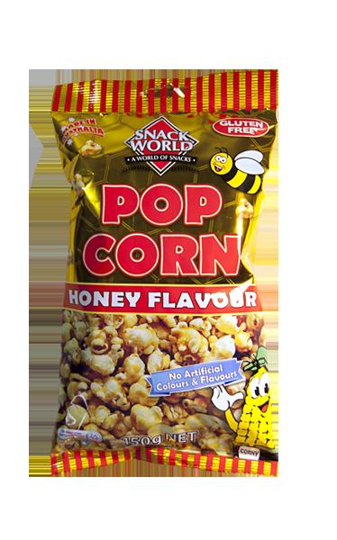 Pop-corn-honey