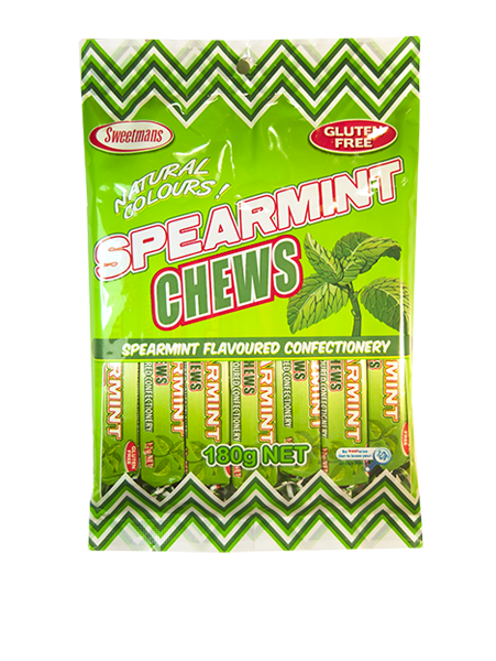 Spearmint-Chews