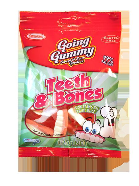 Teeth-Bones