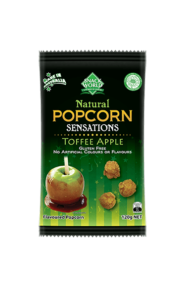 Popcorn-toffee-apple