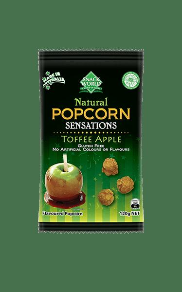 Popcorn-toffee-apple