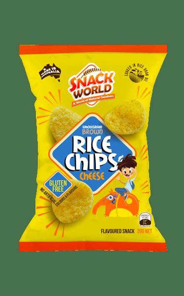 Rice-Chip-chicken-kids