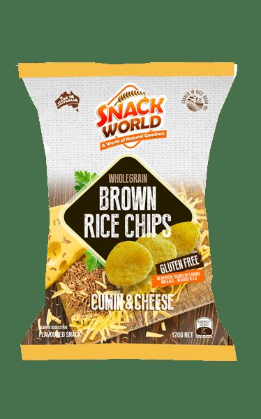 Rice-chips-cummin