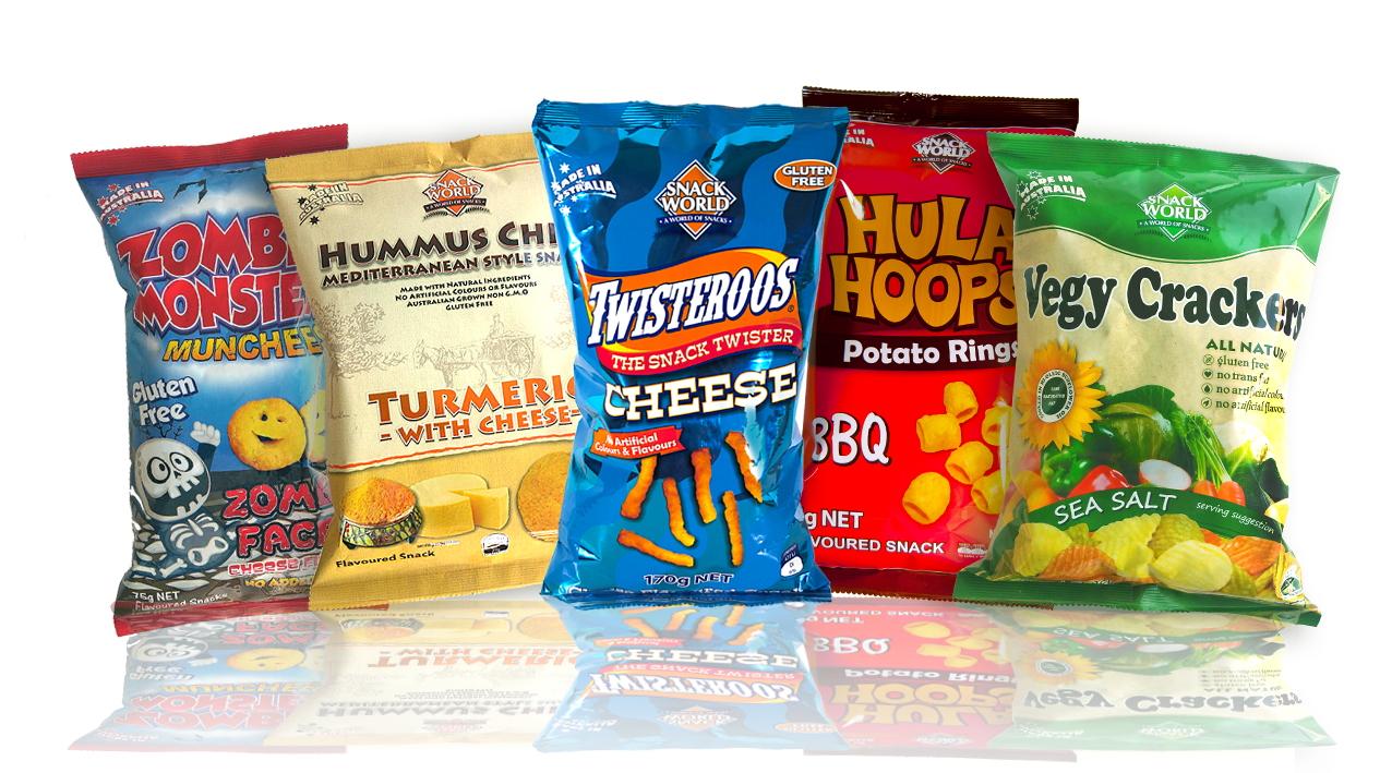 gluten free snacks and sweets